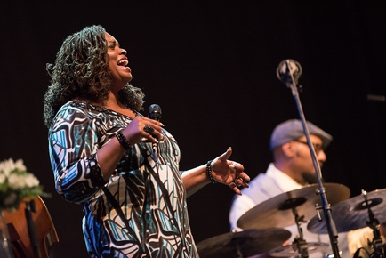 Rīgas Ritmi Festival Reviewed. Performances included Dianne Reeves, James Morrison and the Latvian Radio Big Band and more.