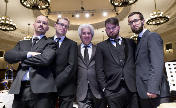 Latvian jazz artists will perform at Brussels Jazz Festival!