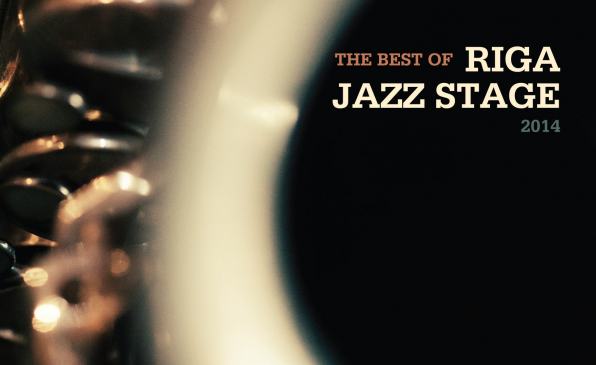 "CD ""The Best of Riga Jazz Stage 2014"""