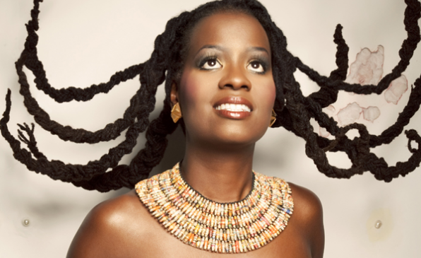 New Jazz voice from Africa – SOMI!