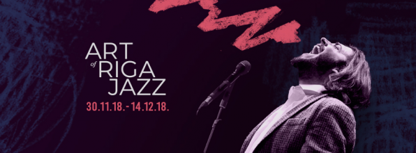 "The triumph of music over the show! ""Art of Riga Jazz"" programme."