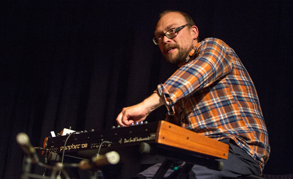 Interview: Beautiful Music from Norway - Bugge Wesseltoft!