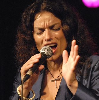 Already today jazz diva Roberta Gambarini and Latvian Radio big band performs at Opera!