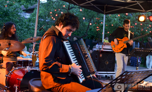 "Open-air concerts of the festival ""Rigas Ritmi 2013"""