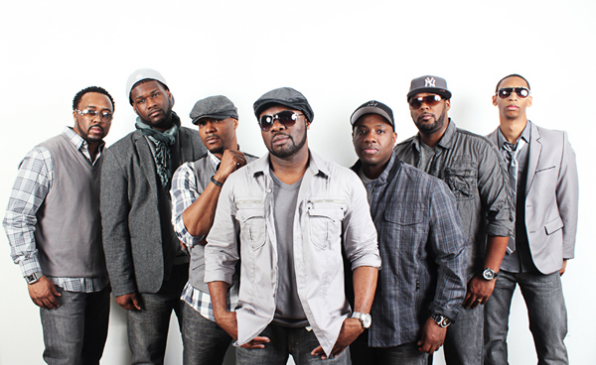 Vocal magicians Naturally 7 will perform in Rīga