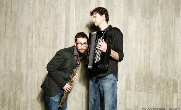 Fascinating summer adventure – Vincent Peirani & Emile Parisien duo