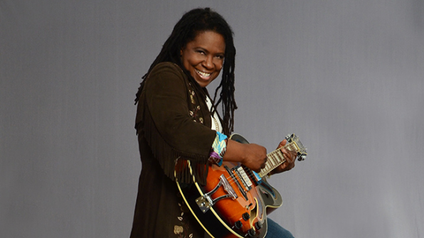 For the first time in the Baltics – blues legend Ruthie Foster!