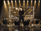 Don\'t miss a chance to see the drum guru from USA - Terry Bozzio!