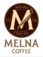 Melna Coffee logo